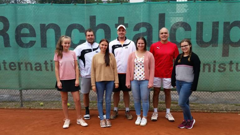 Meister Mixed-Mannschaft