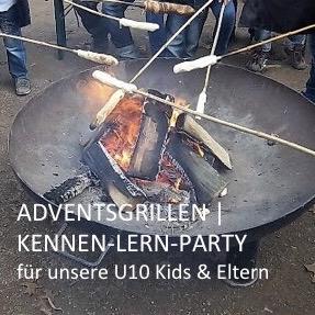 ADVENTSGRILLEN FÜR U10 Kids & Eltern